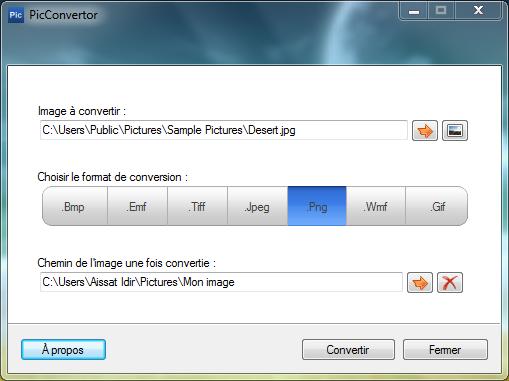 PicConvertor